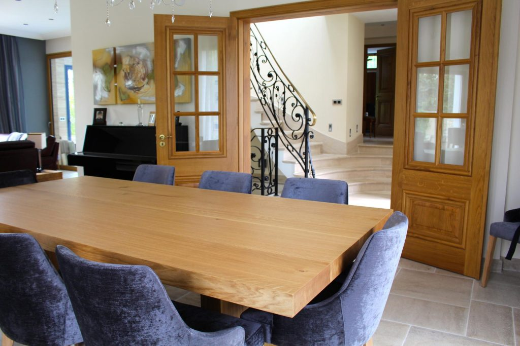 Wood Living-Room 2